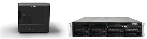 Новые видеорегистраторы Bosch для построения систем IP видеонаблюдения